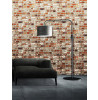Loft Red Brick Wallpaper - 102538 Muriva
