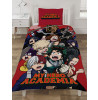 My Hero Academia Single Duvet Cover and Pillowcase Set