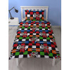Nintendo Mario Champs Single Reversible Duvet Cover Set