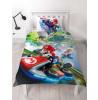 Nintendo Set biancheria da letto copripiumino singolo Gravity Super Mario