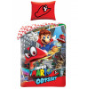 Nintendo Super Mario Cappy Single Cotton Duvet Cover Set