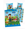Paw Patrol Gang Single Cotton Duvet Cover and Pillowcase Set