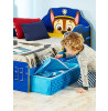 Paw Patrol Chase Toddler Bed Underbed Storage