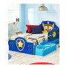 Paw Patrol Chase Toddler Bed with Storage Bedroom Furniture