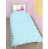 Peppa Pig Juego de funda de almohada y funda de almohada náutica simple
