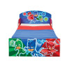 PJ Masks Junior Bed with Deluxe Foam Mattress