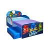 PJ Masks Toddler Bed with Underbed Storage plus Foam Mattress