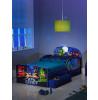 PJ Masks Toddler Junior Bed with Storage plus Deluxe Foam Mattress