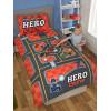 PJ Masks Hero Crew Race Track Design Single Duvet Cover Set