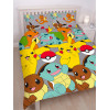 Pokémon Catch Double Duvet Cover Bedding Set