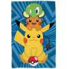 Pokemon Catch Fleece Blanket