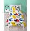 Pokémon Newbies Single Duvet Cover Bedding Set - Rotary Design