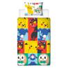 Pokémon Newbies Single Rotary Duvet Cover Set