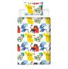 Pokémon Newbies Single Duvet Cover and Pillowcase Set