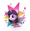 My Little Pony 3D LED Wall Light - Twilight Sparkle