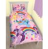 My Little Pony £50 Bedroom Makeover Kit Duvet Cover Front