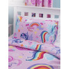 My Little Pony Single Duvet Cover Set - Rotary Design