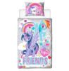 My Little Pony Crush Single Duvet Cover and Pillowcase Set