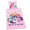 My Little Pony Best Friends Single Cotton Duvet Cover Set