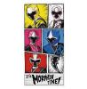 Asciugamano del tempo di Morphin Power Rangers