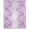 "Peppa Pig Happy Curtains 72"" Drop"