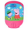 Peppa Pig £50 Ultimate Bedroom Makeover Kit Night Light