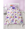Peppa Pig Hooray Single Reversible Duvet Cover Set