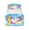 Magical Pony Toddler Bed with Mattress