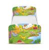 PriceRightHome Dinosaur Toddler Bed