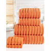 Ribbed Towel 6-PC Spice