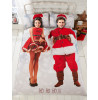 Selfie Santa Christmas King Size Duvet Cover Bedding Set