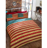 Retro Garage Single Reversible Duvet Cover Set