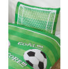 Goal Football Single Duvet Cover Bedding Set