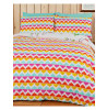 Happy Llamas Single Reversible Duvet Cover Set