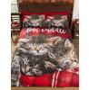 Cuddle Cats Double Copripiumino e federa