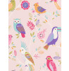 Rasch Birds Wallpaper - Pink 293012