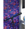 Cosmic Space Glow in the Dark Wallpaper - 292312 Feature Wall