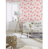 Rasch Barbara Becker Flamingo Wallpaper - Natural 479720 Feature Wall