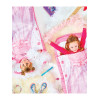I Am Princess Junior Inflatable Ready Bed Sleepover Solution