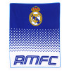 Real Madrid CF Fade Fleece Blanket