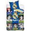 Real Madrid CF Ronaldo Stars Single Cotton Duvet Cover Set