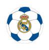 Football Shaped Real Madrid CF Filled Cushion