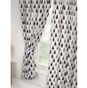 Scandi Bear Forest Lined Curtains