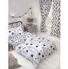 Scandi Bear Forest Single Bedroom Set