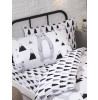 Scandi Bear Forest Junior Toddler Bed Fitted Sheet and Pillowcase Set