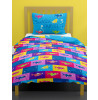 Shark Family 4 in 1 Junior Bedding Set (Duvet, Pillow and Covers)