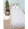 The Snowman and the Snowdog Single Reversible Duvet Cover Set