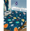 Solar System Planets & Space Double Duvet Cover Set