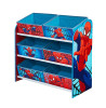 Spider-Man 6 Bin Storage Unit