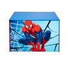 Spiderman Bedroom Furniture Storage Set Toy Box